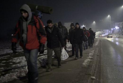 Balkanska ruta kroz BiH: Zaglavljeni u procjepu EU