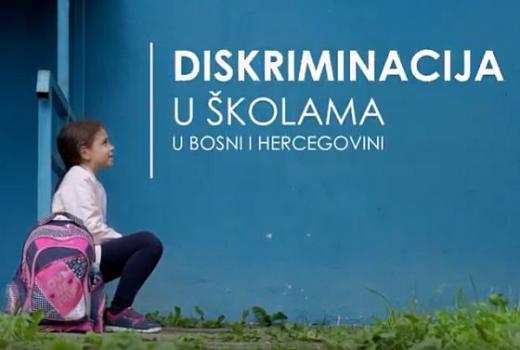 Diskriminacija u školama u Bosni i Hercegovini