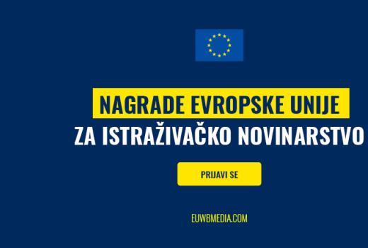 EU nagrada za istraživačko novinarstvo