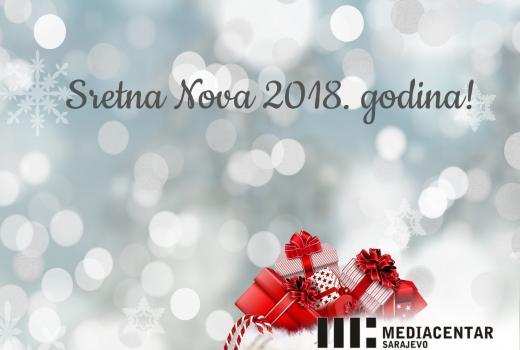 Sretna Nova 2018. godina!