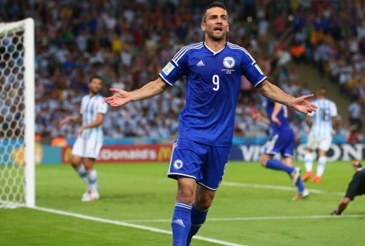 Ibišević: Od Proletera, preko PSG-a i Hoffenheima do reprezentacije BiH