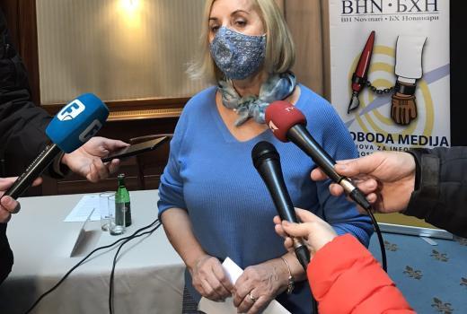 BH novinari: 40 posto novinara izloženo napadima i prijetnjama u protekle tri godine