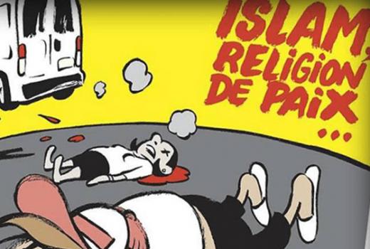 Charlie Hebdo na meti osuda zbog naslovnice o napadu u Barseloni