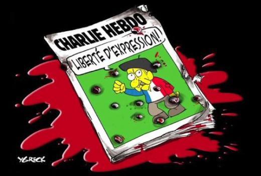 Atentat na Charlie Hebdo kao teror obskurantizma