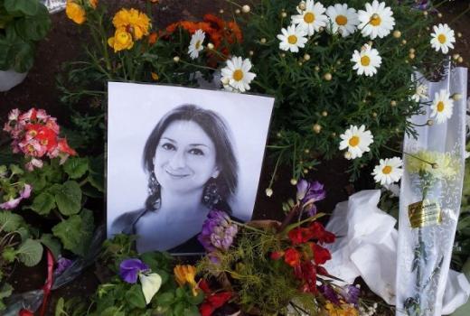 Treća godišnjica od ubistva istraživačke novinarke Daphne C. Galizia