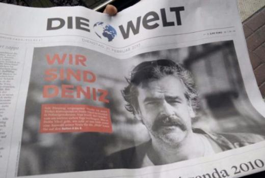 Reporter Die Welta uhapšen u Turskoj