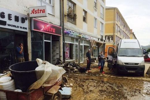 Doboj: Zarada na poplavama i opštinski dug