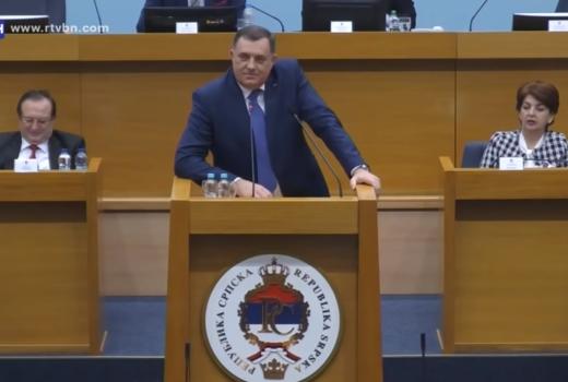 Novinarska udruženja osudila Dodika za javno optuživanje Klix-a