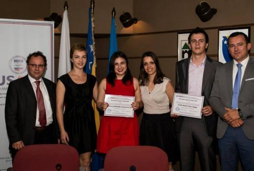 CIN-dobitnik novinarske nagrade USAID-a