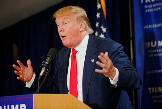 Krši li američki predsjednik ustav kada blokira korisnike na Twitteru?