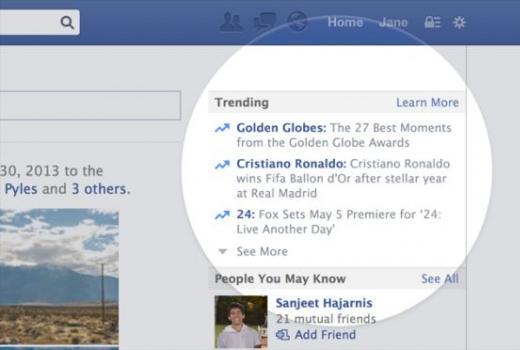 Facebook dodao opciju praćenja popularnih tema
