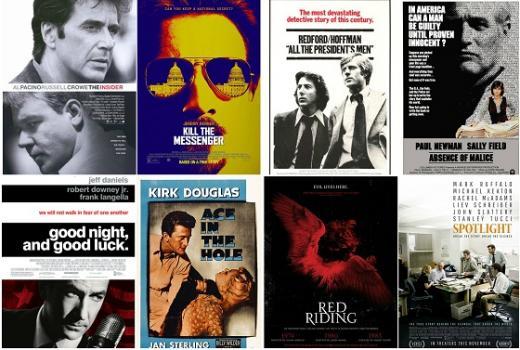 Filmovi o novinarima i za novinare