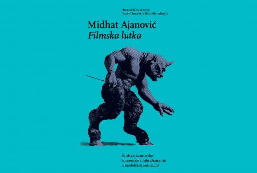 Filmska lutka – nova knjiga Midhata Ajanovića