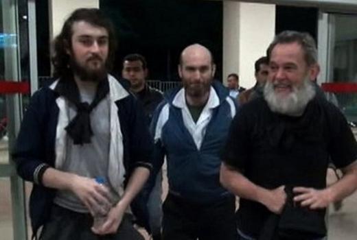 Oslobođeni francuski novinari u Siriji