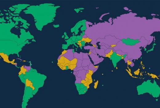 Freedom House izvještaj o slobodama u svijetu 2020.: BiH i dalje djelimično slobodna zemlja