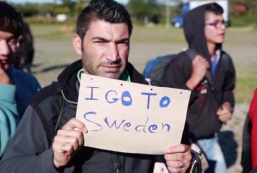 Medijska slika izbjegličke krize u Švedskoj