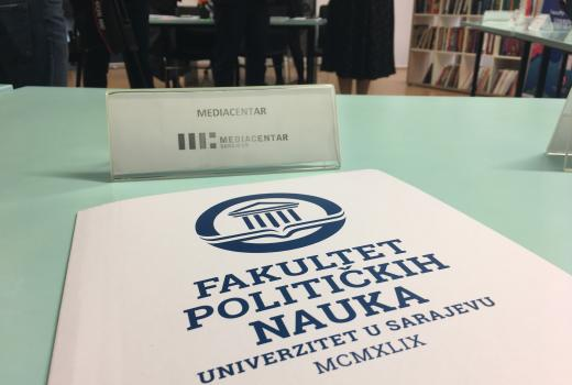 Fakultet političkih nauka Sarajevo potpisao Sporazum o saradnji sa 30 medijskih organizacija