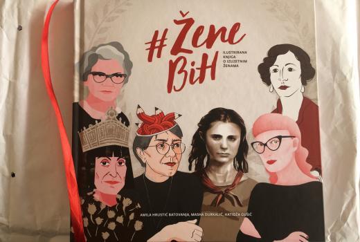 #ŽeneBiH: Novinarke i medijske aktivistkinje