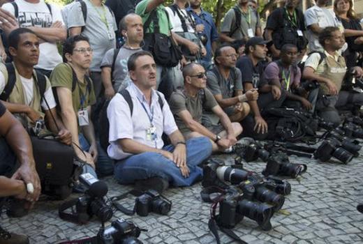 61 ubijena novinara u prvoj polovini 2014.