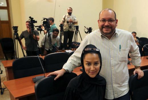 Iran: dopisnik Washington Posta osuđen za špiunažu