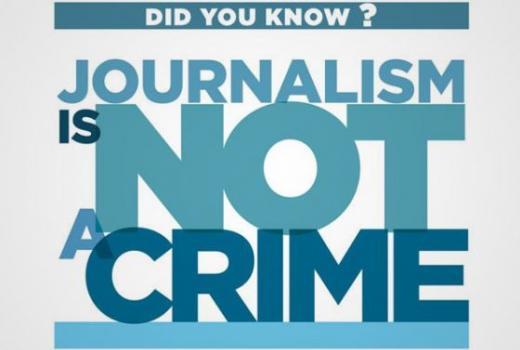 """Turski novinari i aktivisti pokrenuli kampanju """"Ja sam novinar"""""""