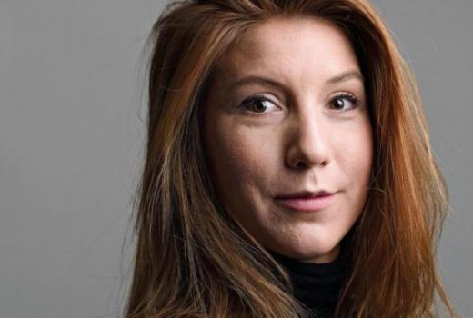 Švedska novinarka nestala u potonuću podmornice u Danskoj