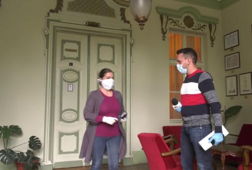 Novinaru i kamermanu zrenjaninske televizije KTV nakon hapšenja nije vraćena oprema