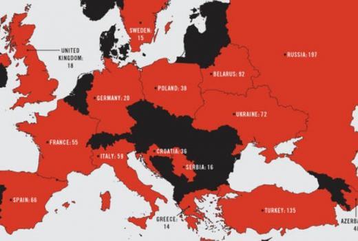 Mapping Media Freedom: Novinari u Evropi i dalje rade u rizičnim uslovima