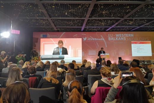 Odnos između medija i politike u fokusu konferencije Dani medija Evropska unija – Zapadni Balkan
