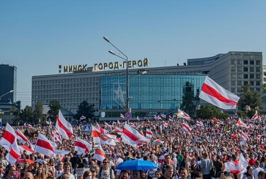 Bjelorusija: Kompetitivni autoritarizam gdje hapse i akreditovane novinare