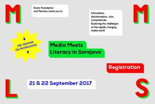 Još samo 50 slobodnih mjesta za učešće u konferenciji MEDIA MEETS LITERACY 2017