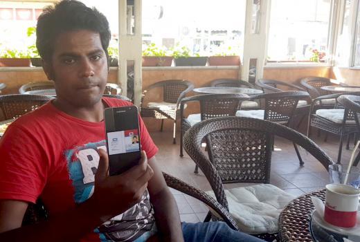 #BosanskaRuta: Pakistanski novinar čeka osjećaj slobode