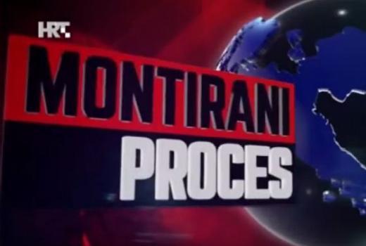 """Hrvatska: Ukinuta satirična emisija """"Montirani proces"""""""