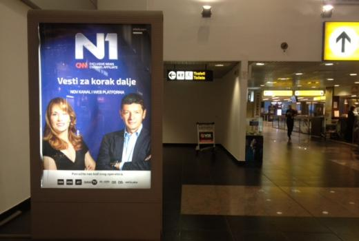 Major powers tailored Serbian media legislation for 'Balkan CNN'