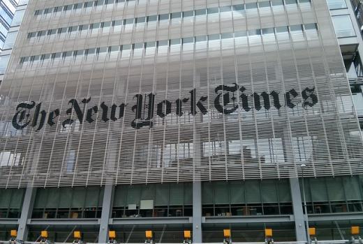 New York Times, Besplatan pristup tokom izbora