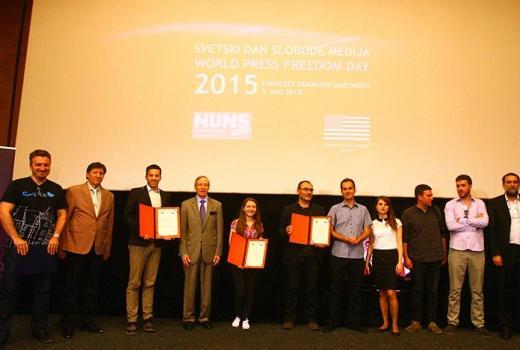 Srbija: NUNS uručio nagrade za istraživačko novinarstvo