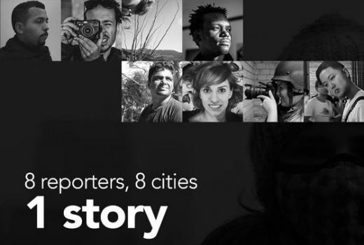 Outriders: Lokalni novinari udruženo izvješavaju o globalnim problemima