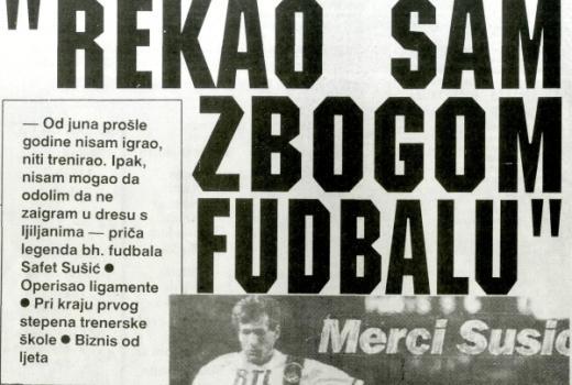 Safet Sušić - Pape i Treće svjetsko prvenstvo