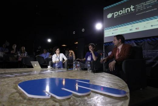 Point 5.0: Upotreba tehnologije u civilnom društvu