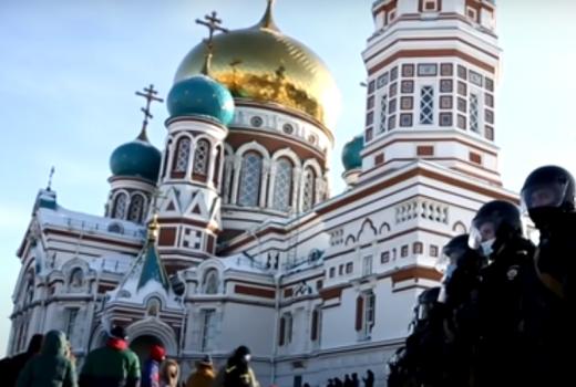 Novinarka Darija Komarova se suočava sa tri suđenja zbog izvještavanja o protestima u Rusiji