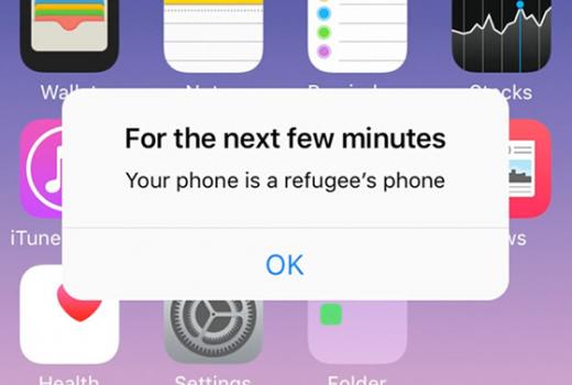BBC Media Action: Vaš telefon sada pripada izbjeglici