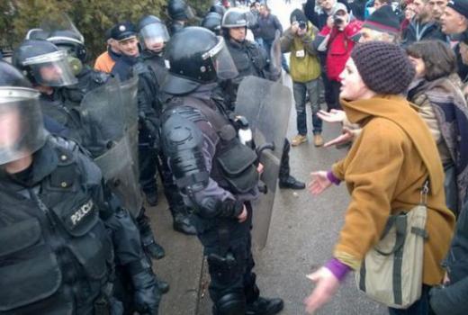 Stranke i mediji BiH ujedinjeni protiv demonstranata