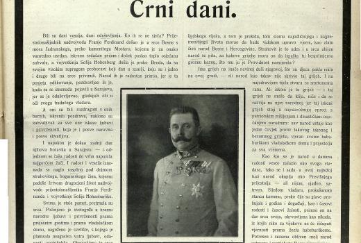 Lojalnost Carevini ili zabrana rada novina