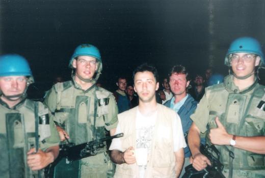 Fotografije i sjećanja: Srebrenica 1993.