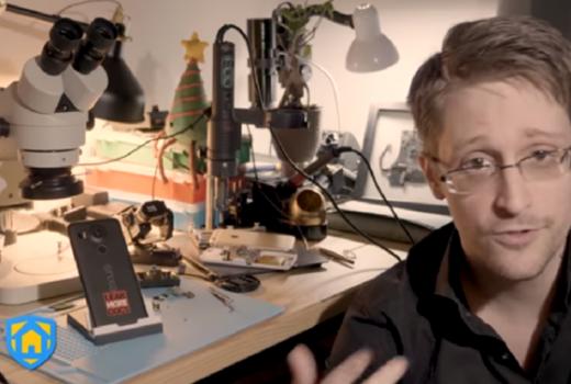 Snowden razvio aplikaciju za sigurnost doma i uređaja