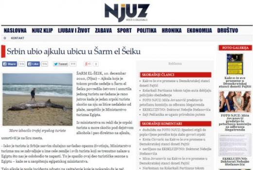 Fenomen medijske satire u Srbiji