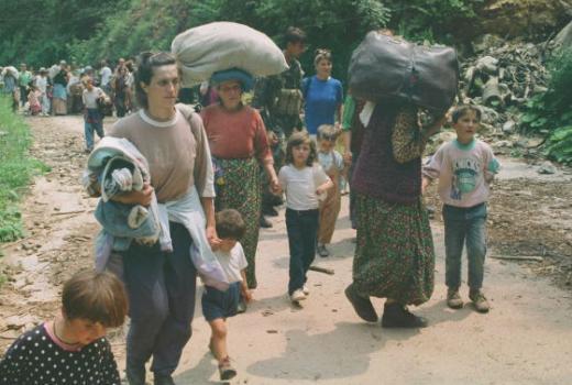 Srebrenica - Novinarska sjećanja na najteže zadatke u julu 1995. godine