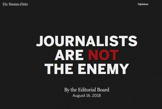 Više od 300 medija protiv Trumpa