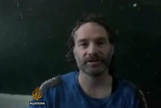 Oslobođen kidnapovani američki novinar