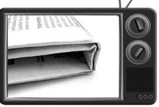 Da li je TV površna, a novine spore?